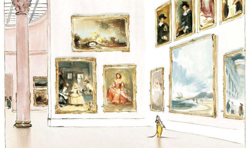 Editura Frontiera Ernest si Celestine la muzeu