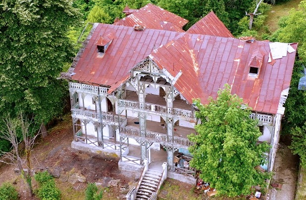 Proiectul de restaurare a Vilei Ivanovici din Băile Govora – la final