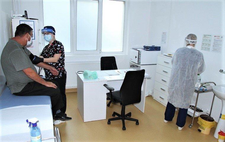 Bilanţ 2020: în anul pandemiei, Centrul de Permanenţă din Ostroveni a furnizat servicii medicale pentru 4810 râmniceni