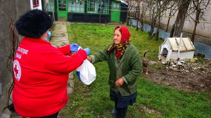 Mese calde asigurate de CEZ persoanelor vulnerabile