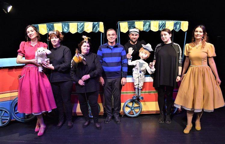 """""""Aventurile lui Goe și Bubico"""" și """"D'ale Carnavalului"""" la Teatrul Anton Pann"""