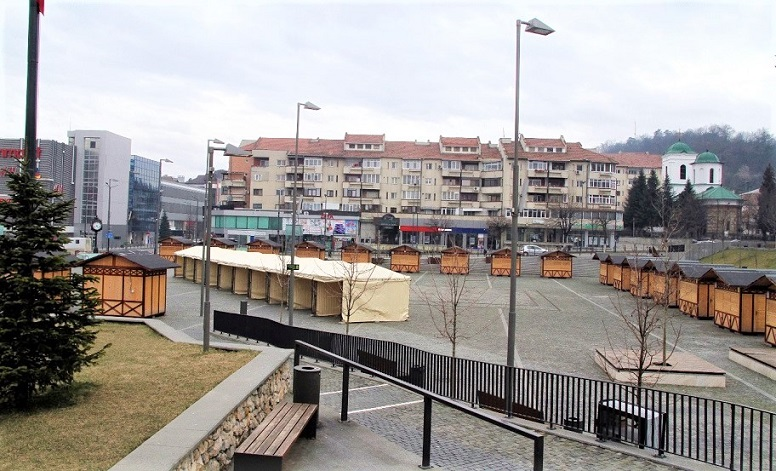 Targul Martisor 2021 organizat in Ramnicu Valcea