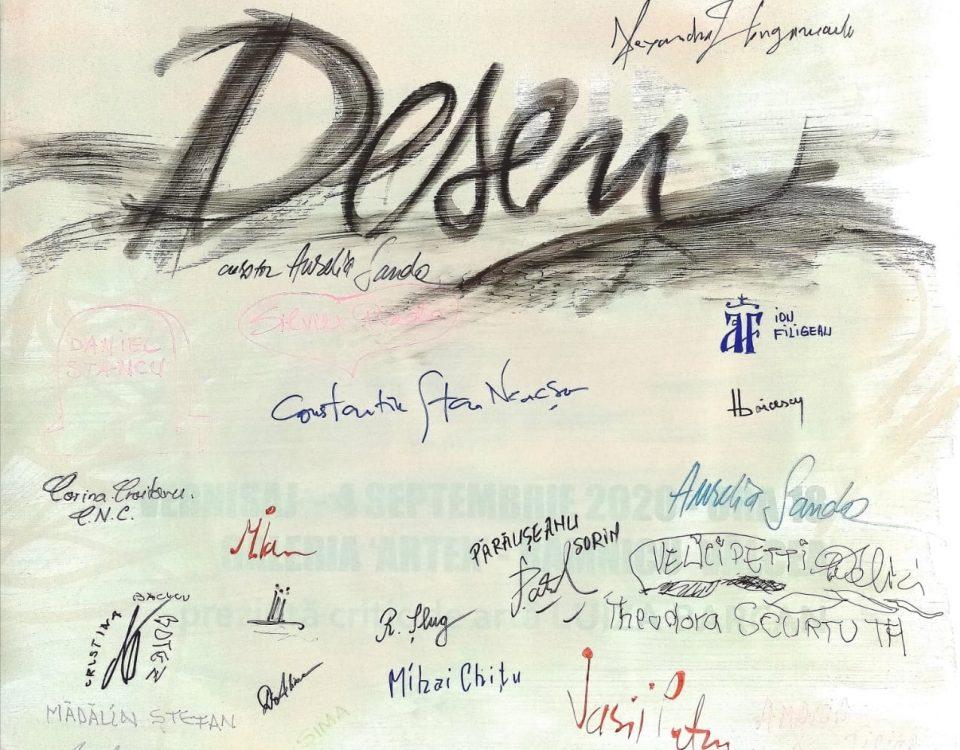 """Un tandem vibrant în """"Galeriile Cozia"""": acuarelă și desen"""