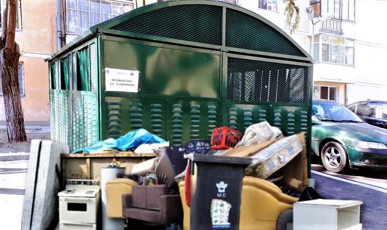 Pe 29 martie, în Râmnicu Vâlcea se colectează gratuit deşeurile voluminoase şi deşeurile de echipamente electrice şi electronice