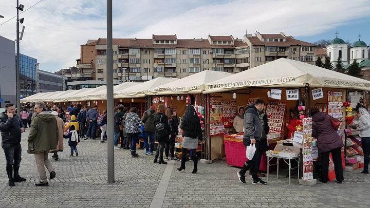 Primaria Ramnicu Valcea a demarat pregătirile pentru organizarea Targului de Martisor