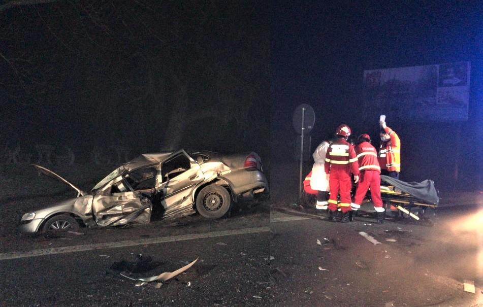 Accident rutier mortal la Milcoiu produs duminică 21 februarie 2021