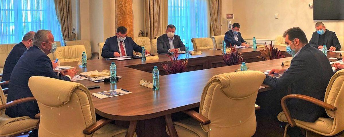 Proiecte de succes ale primarului Mircia Gutau confirmate la intalnirea conducerii AMR